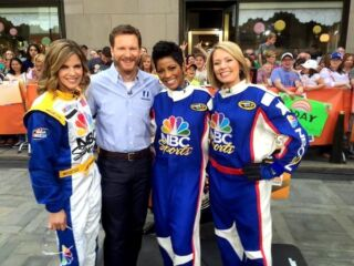 NBC and NASCAR's partnership begins this weekend