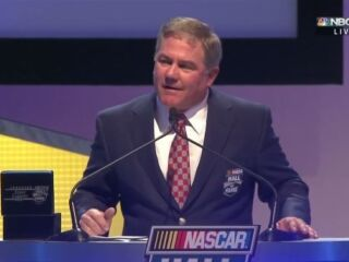 Watch Terry Labonte's NASCAR Hall of Fame induction speech