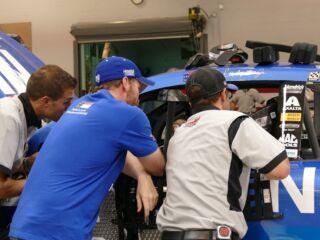 Teams prepare for hometown race