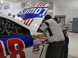 Teams prepare to return to Daytona