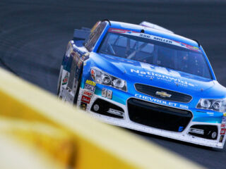 Race Recap: Earnhardt's fuel gamble earns third-place finish