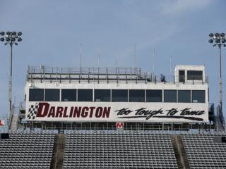 Retro racing at Darlington this weekend