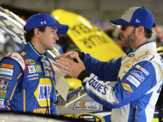 Elliott, Johnson ready for task at hand in elimination race