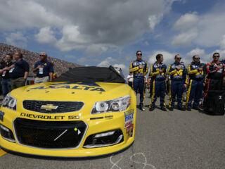 No. 88 team members returned home to Michigan