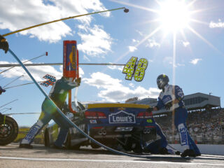 Race Recap: Johnson leads teammates at New Hampshire