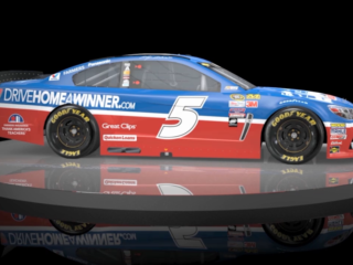 Two brand new paint schemes to debut at All-Star Race