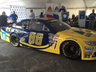 Paint Scheme Preview: Michigan