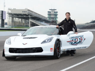 Gordon to drive Indy 500 pace car before racing in Charlotte 600: 'My version of the double'