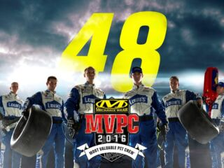 No. 48 team named Mechanix Wear's Most Valuable Pit Crew