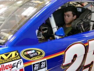 Sprint Cup debut arrives Sunday for Chase Elliott
