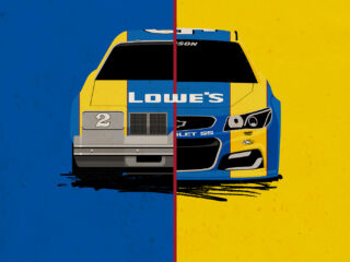 Get ready for Darlington with Lowe's #NASCARthrowback video