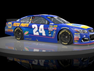 Paint Scheme Preview: Pocono