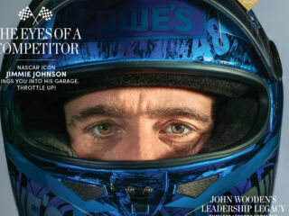 Johnson graces 'SUCCESS Magazine' cover