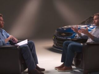 'Race Week' series starring Jimmie Johnson begins with Talladega