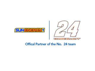 SunEnergy1 becomes primary sponsor of Chase Elliott