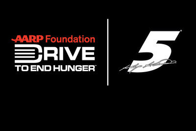 Drive To End Hunger Extends Relationship Joins Forces With Kahne Hendrick Motorsports