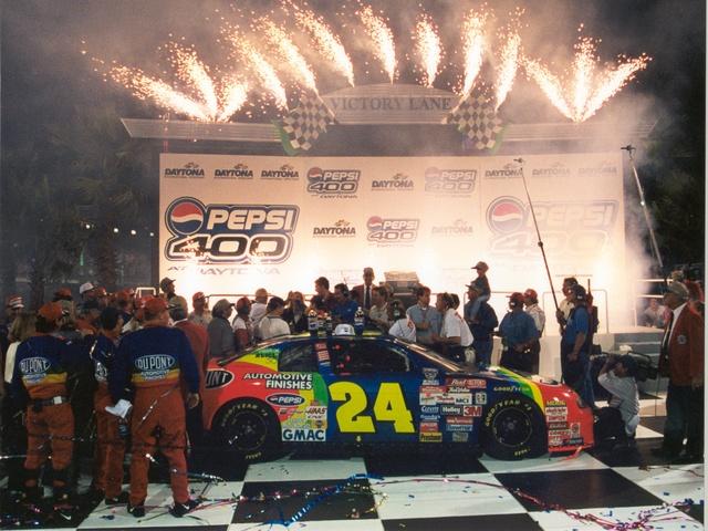 Three memorable moments: Daytona
