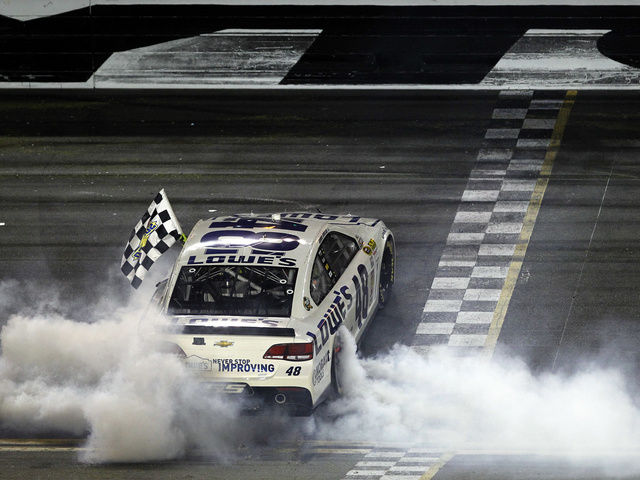 Three memorable moments: Daytona