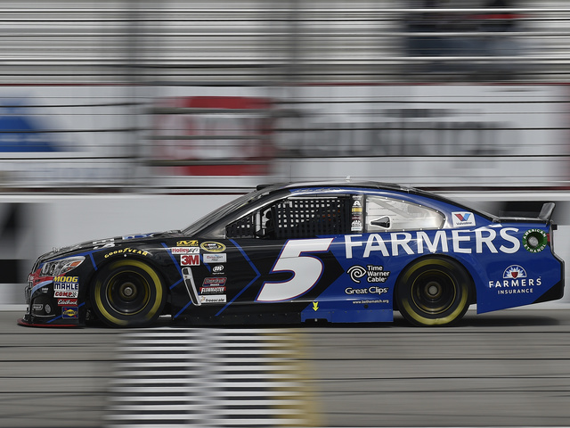 Kahne relishes racing at 'one of my favorite racetracks'
