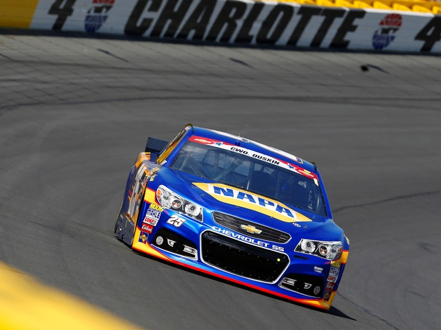 What to Watch For: Charlotte Motor Speedway