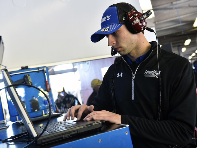 #Ignition: Meet the No. 48 team race engineers