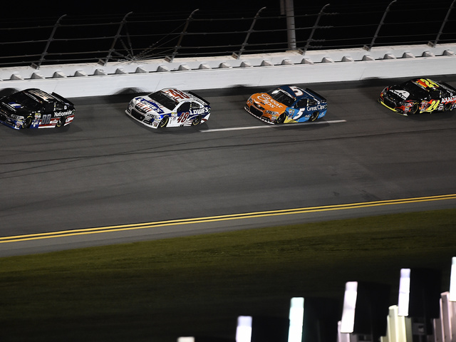 Finishing strong: All four drivers' goals for the final two races