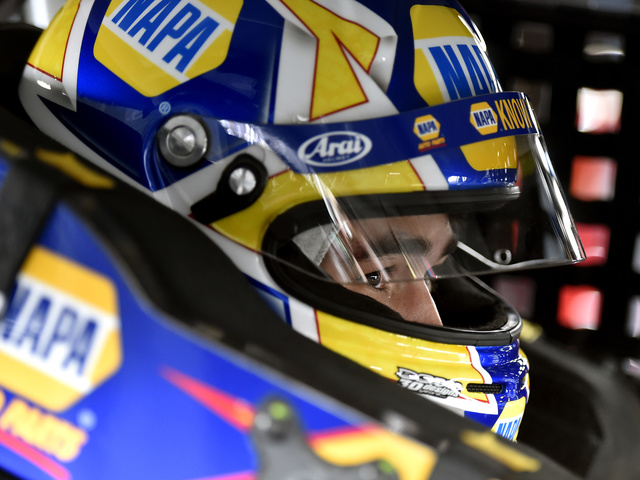 Elliott named most popular driver for second consecutive year