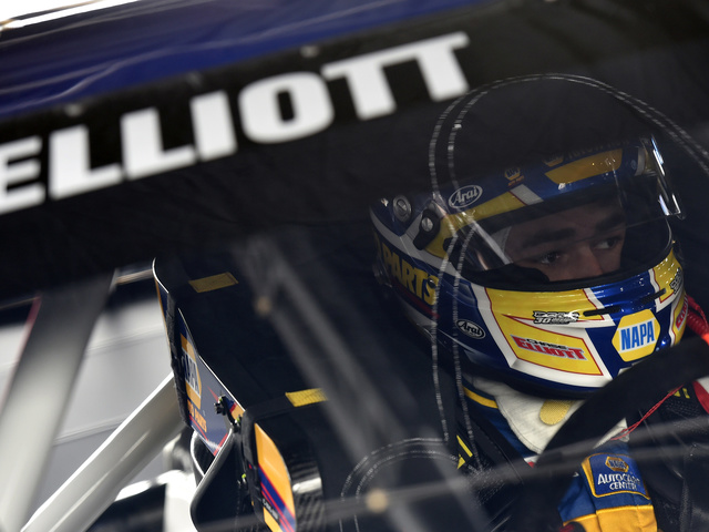 Elliott on verge of Sprint Cup Series debut: 'This is definitely special'