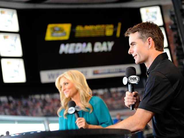 Gordon joining FOX NASCAR coverage in 2016