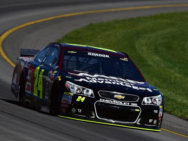 Gordon to lead Hendrick Motorsports teammates to green flag at Pocono