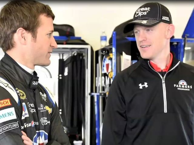 Kasey Kahne: 2015 season 'off to a good start'