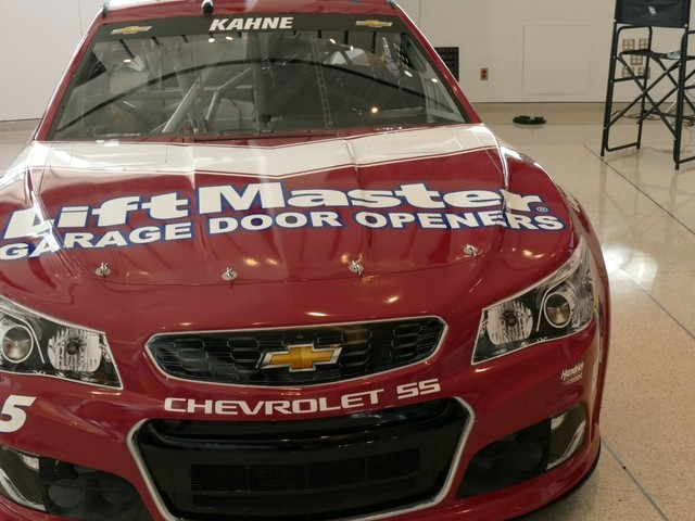 Throwback Paint Scheme Preview: Darlington