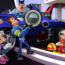 Johnson, Gordon gear up for 'high-spirited races' on Disney Junior