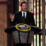 Watch Earnhardt accept Most Popular Driver award