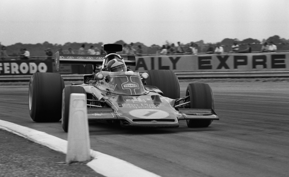 Fittipaldi silverstone 1973