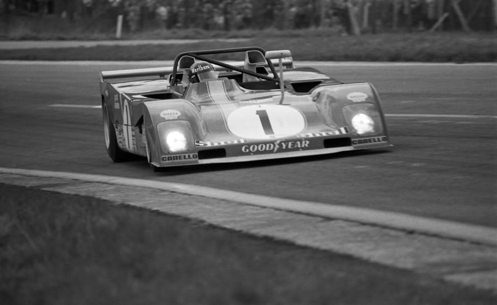Ickx 1000 km spa 1973