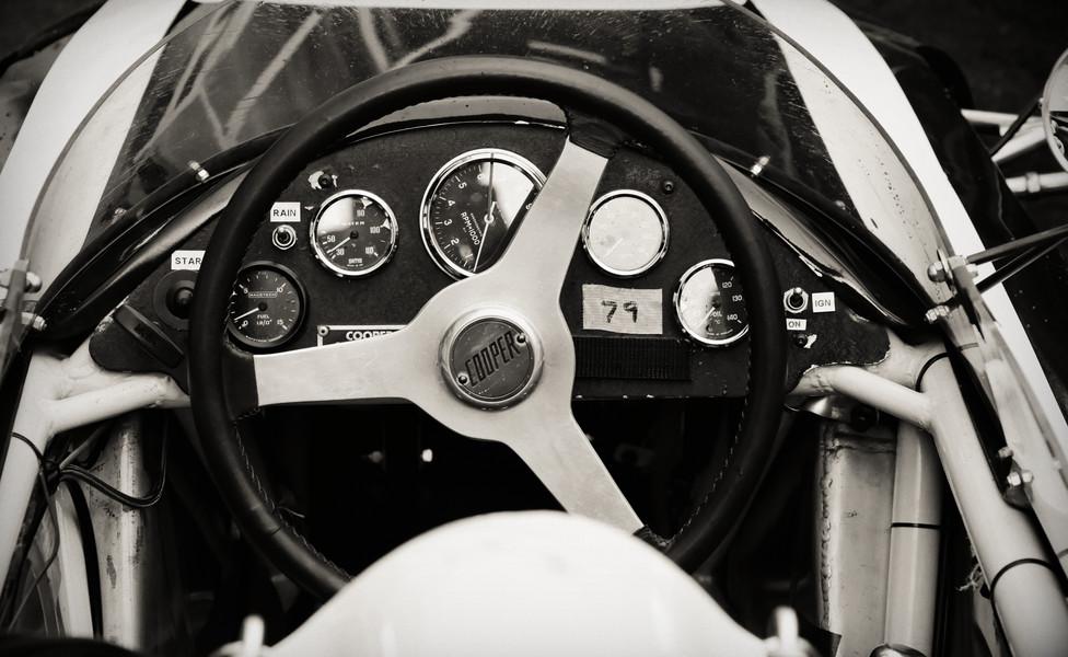 Auto vintage cooper