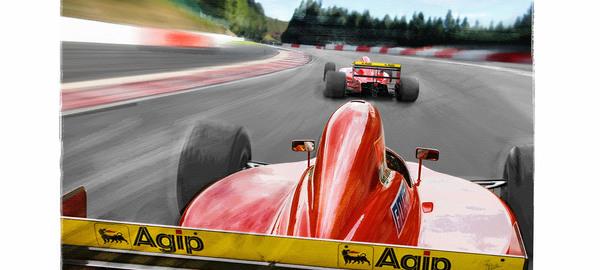 F1 poursuite