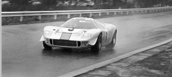 Spa ford gt 40 1967