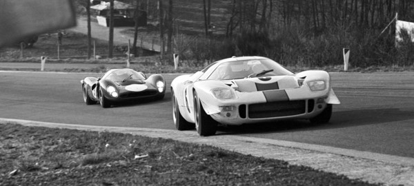 Spa gt40 1967