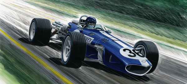 Dan gurney eagle