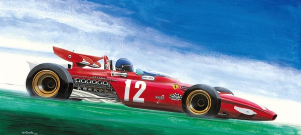 Jacky ickx   ferrari 312b