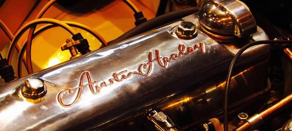 Austin healey moteur