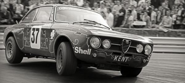Alfa gta 24h de spa   1971