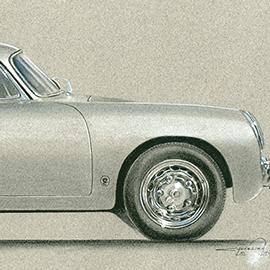 Porsche 356 mini