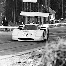Spa 1967 deux