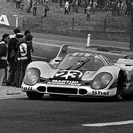 Spa 1971   porsche 917