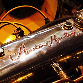 Austin healey moteur mini