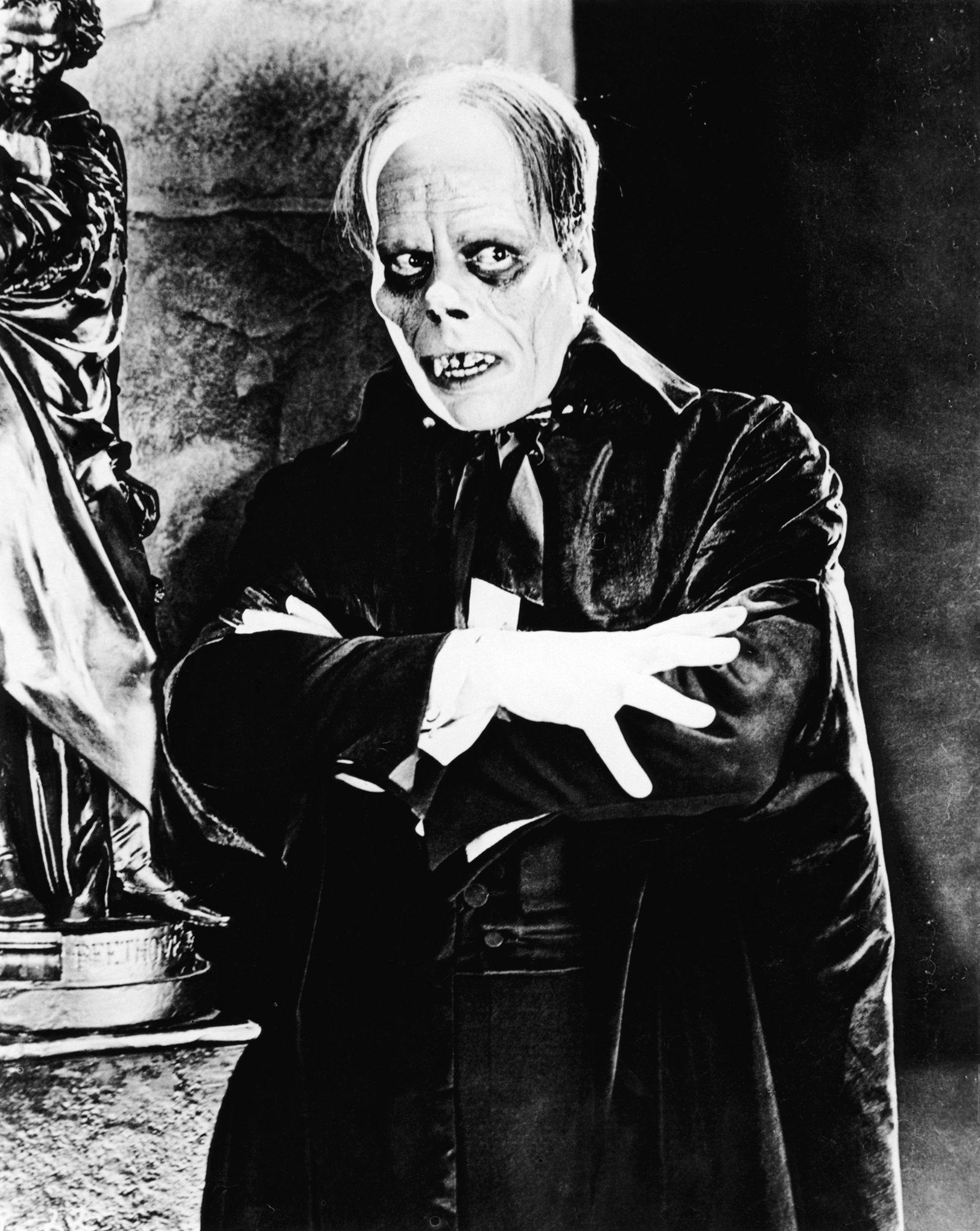 Lon Chaney, Sr. as the Phantom, Phantom of the Opera, 1925