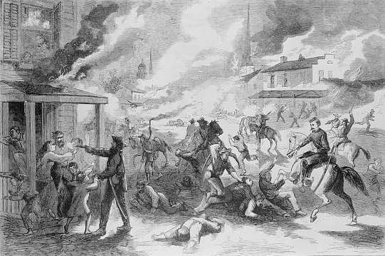 Quantrill's Raid on Lawrence, Kansas